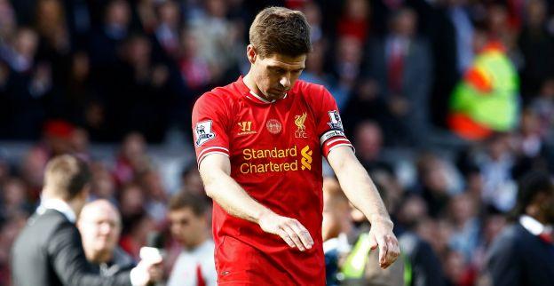 Gerrard wees Real meerdere malen af: Daar krijg ik misschien spijt van