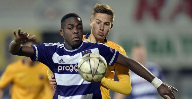 U19 Anderlecht moet sterkhouder missen tijdens finales Youth League
