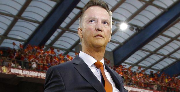 Van Gaal Rekent Op Eenvoudig Plaatsing Oranje Voor EK