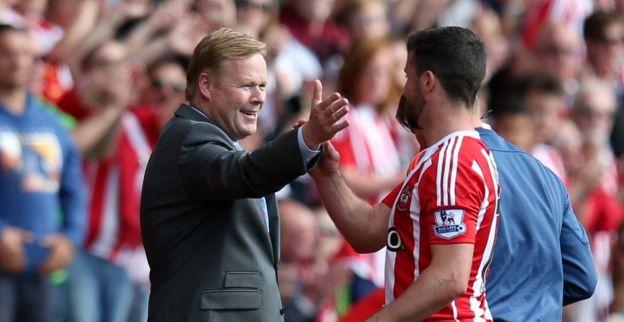 Koeman ontvangt boodschap uit Southampton: Hij is geweldig voor mij geweest
