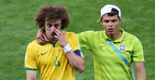 Thiago Silva terug in de Seleção, geen plaats voor enkele WK-gangers en Kaká