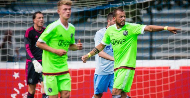 Verloren Ajax-zoon geniet van terugkeer: 'Heerlijk om dit shirt weer te dragen'