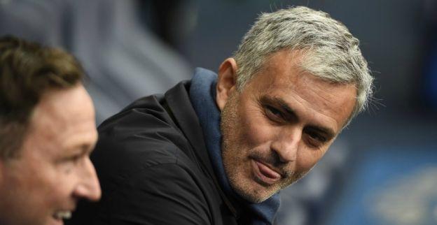 Mourinho weigert aanbod uit Syrië: Ik ga het liefst in Engeland aan de slag