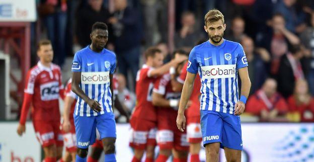 Racing Genk gaat met de billen bloot tegen imponerend KV Kortrijk