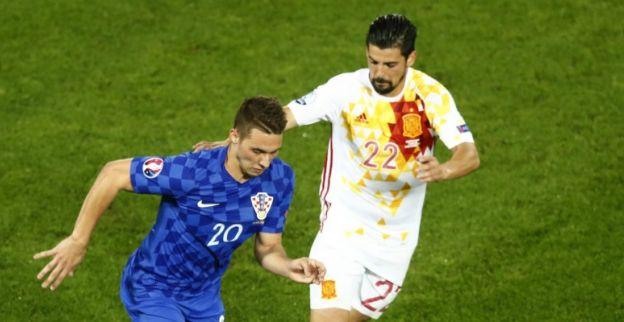 'Belangstellend Ajax pakt door en brengt bod uit op Kroatisch international'