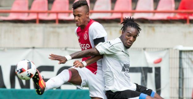 Afbeelding: B-ploeg doet het voor Bosz: eerste oefenzege van Ajax dankzij Zivkovic