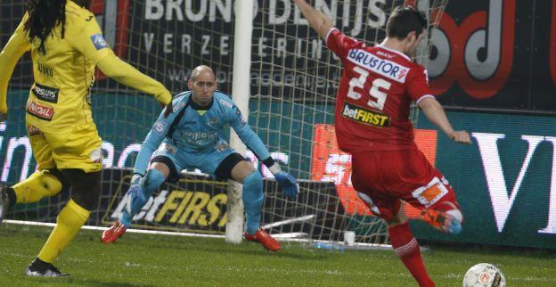Uitblinker Mercier blikt terug op zijn fantastisch debuut voor KV Kortrijk