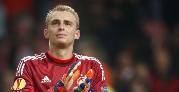 Van Gaal kan voor 'Van der Sar-scenario' gaan: 'Vorm of Ruiter voor Ajax'
