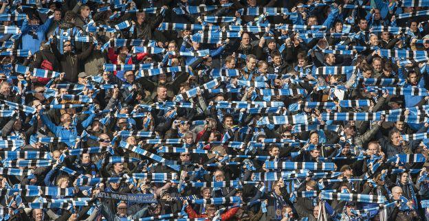Ex-doelman van Gent mag zich twee weken bewijzen bij Club Brugge