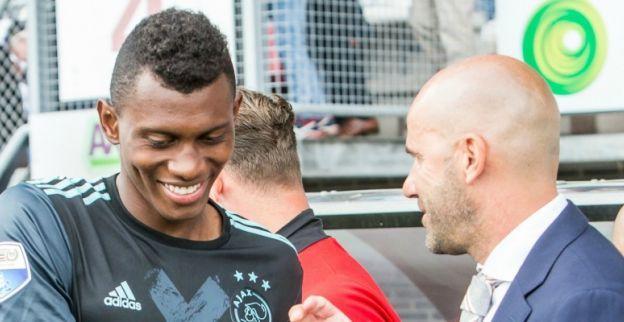 Ajax laat niks heel van AZ · Voetbalblog