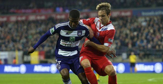 KV Oostende brengt offcieel bod uit op naar de bank verwezen Anderlecht-aanvaller