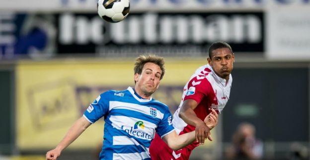 PEC Zwolle schiet niet één keer op doel en geeft woord aan Utrecht
