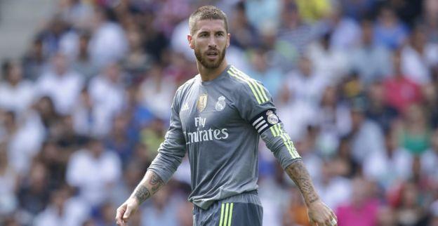 Real-fans hebben het gemunt op Ronaldo en krijgen het aan de stok met Ramos