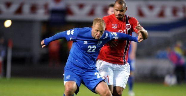 Groep A: IJsland pakt de drie punten dankzij voormalige spits van Club Brugge