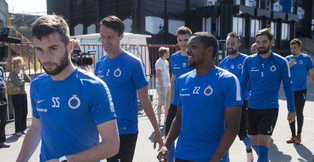 Fans van Club Brugge hebben slechts één vraag: 'Waar is hij?'