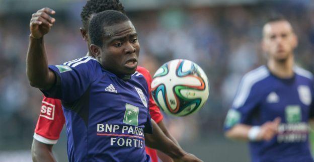 Speler van Anderlecht niet blij met finaleplaats: 'Wrange nasmaak'