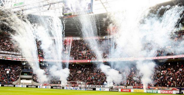 Ajax presenteert nieuw thuis- en uitshirt: 'Heeft Stevie Wonder dit uitgekozen?'