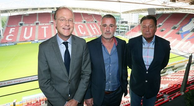 FC Utrecht slaat slag: Een jeugdinternational nota bene van een groot voetballand