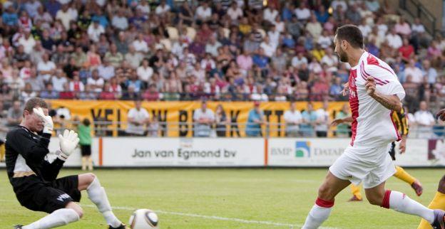 Mislukte Ajax-spits kijkt in spiegel: Daarom heb ik een mooie kans verpest
