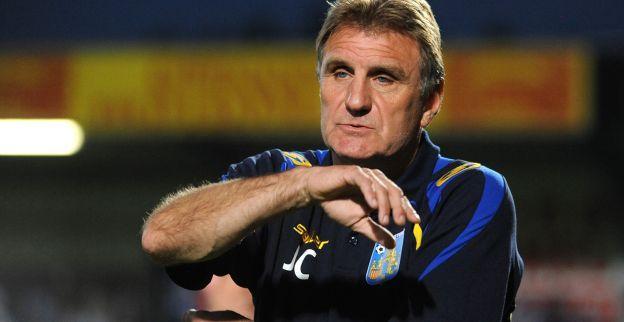 Contractverlenging voor coach? Niet meer gezien sinds de laatste wedstrijd