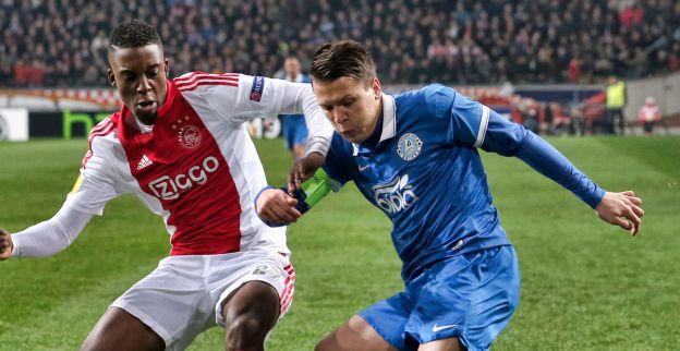 'Stoke City schrikt van salariseisen Ajax-beul en onderzoekt mogelijkheden'