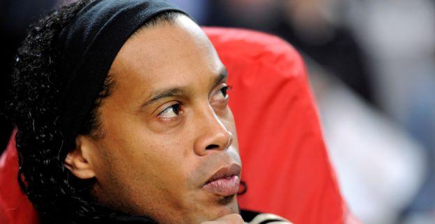 'Het is zonde dat Ronaldinho de prijs van het prof zijn weigert te betalen'