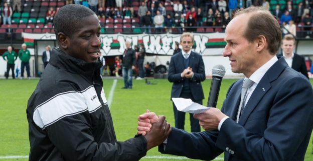 Oud-NEC'er treft Twente in EL: Ik vroeg: Wat gaan we in Nederland doen?