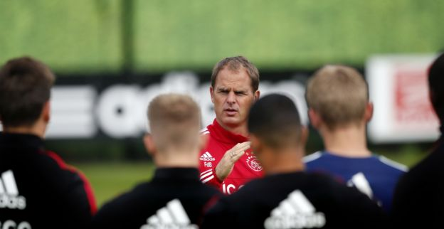 Middenvelder bestempelt Ajax als favoriet: Iedereen in het team is heel skillful