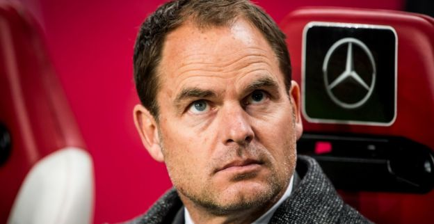 De Boer ziet ideale oplossing voor derde keus van Ajax: Neem Lucas Andersen