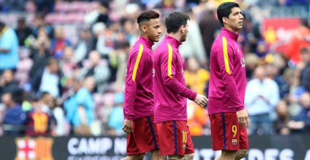 'Barcelona komt in zoektocht naar stand-in voor MSN uit op Olympische Spelen'