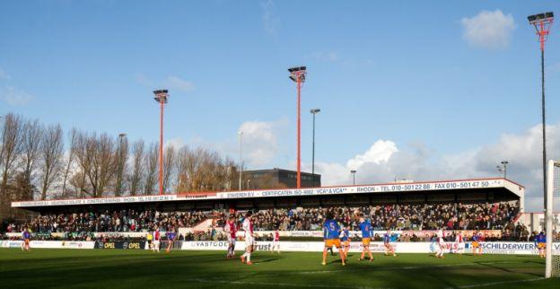 'Voormalig Feyenoord-talent maakt indruk in Engeland en krijgt aanbieding'