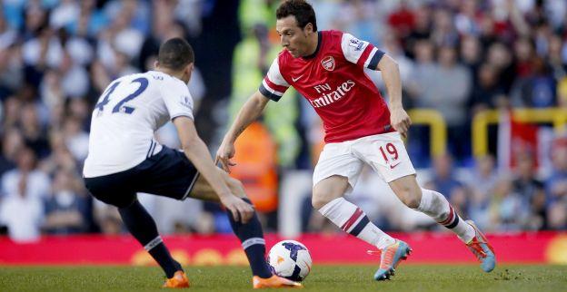 Arsenal weet sleutelspelers Cazorla en Ramsey langer aan zich te binden
