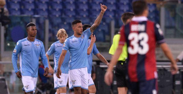 Kishna vertrekt bij Lazio om in Spanje te gaan spelen