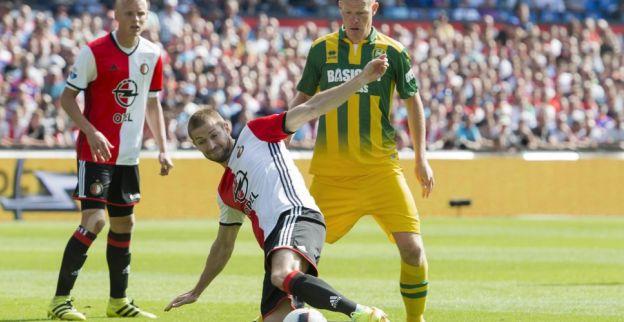 Vergeten Feyenoorder helemaal terug in beeld: 'Hij heeft me verrast'