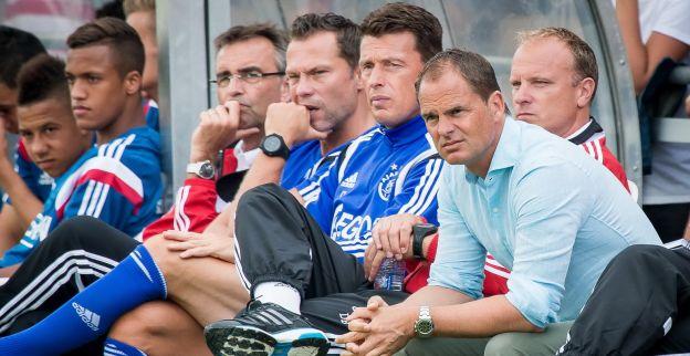 Afbeelding: Aankopen bezorgen Ajax ruime oefenzege tijdens trainingskamp in Oostenrijk