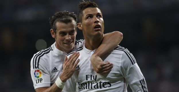 Real Madrid tekent met minder balbezit en tegen negental voor enorme veegpartij