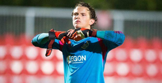 Dramatisch nieuws in Amsterdam: Ajax-reserve zeker negen maanden 'out'
