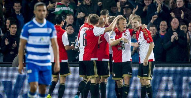 LIVE-discussie: Feyenoord heeft vaste formatie gevonden, Immers op tribune