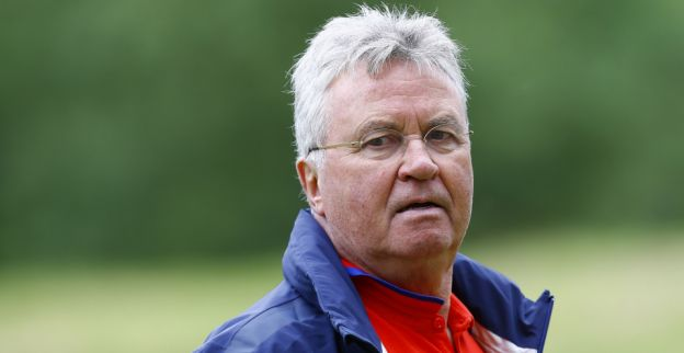 Hiddink baalt van KNVB: Dat noem ik geen overleg, dat noem ik een dictaat