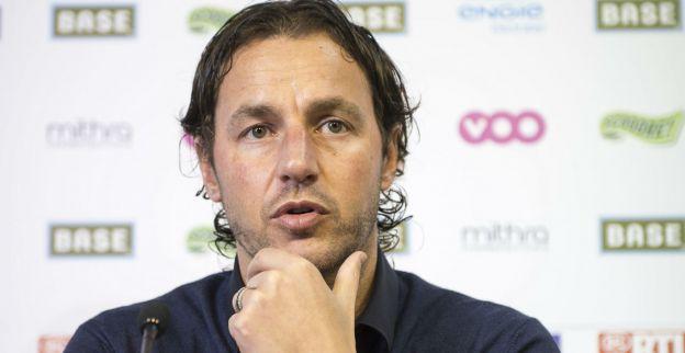 Eersteklasser maakt transferbeleid bekend: We zoeken specifiek naar Belgen