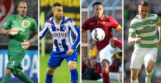 Transfervrij elftal: deze spelers met Eredivisie-ervaring zoeken een club