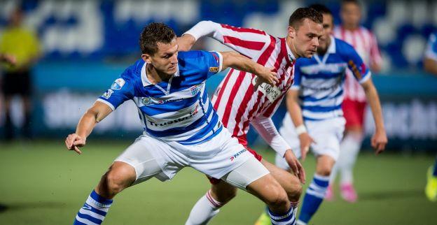 Weinig problemen voor Eredivisie-clubs, Zwolse titelverdediger wel moeizaam