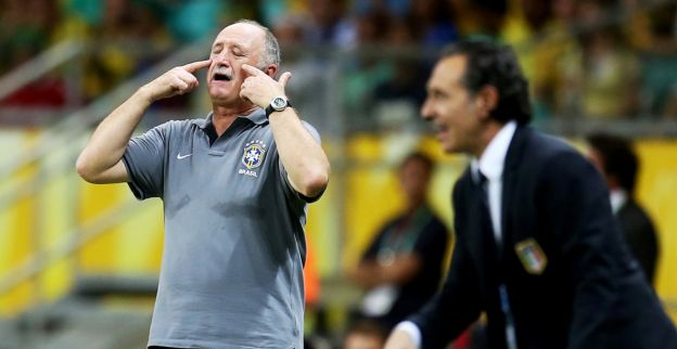 Scolari biedt Jo en Fred laatste kans op gewilde plek in WK-selectie