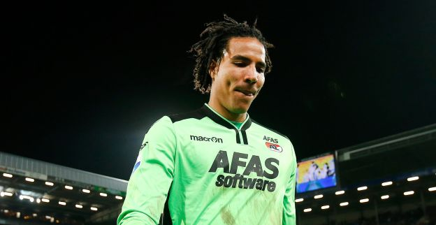 Blessure bij Real-keeper goed nieuws voor AZ'er Esteban: Hij staat te trappelen