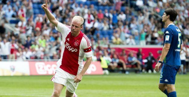 Ajax heeft 'nieuwe Bergkamp': Ik vind het een vergaande vergelijking