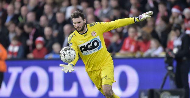 Kortrijk-doelman rekent niet op contractverlenging: Nog niets gehoord
