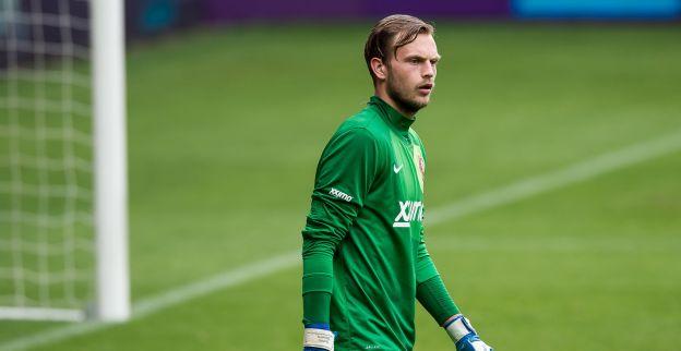 Opnieuw pech voor doelman FC Twente; kijkoperatie na uitvaller bij beloften