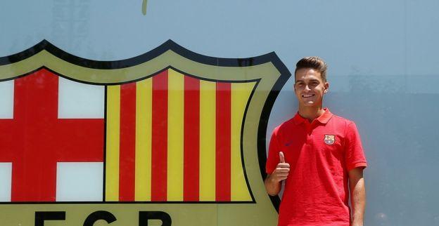 Barcelona-speler keert officieel terug: 'Nu de sprong maken'