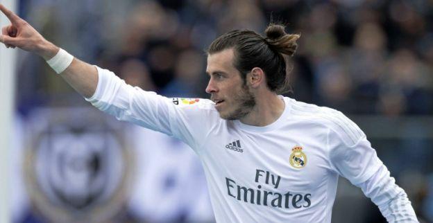 Real Madrid door het oog van de naald tegen stadgenoot: Bale redt Zidane