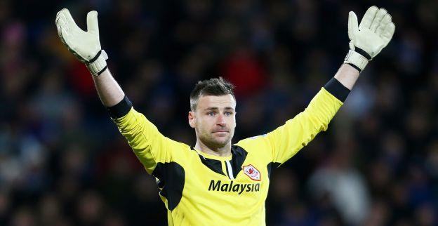 'Arsenal komt in jacht op concurrent voor Szczesny uit in Cardiff'